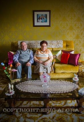 Mr and Mrs Pavone