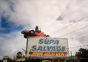 Salvage Yard, Benalla