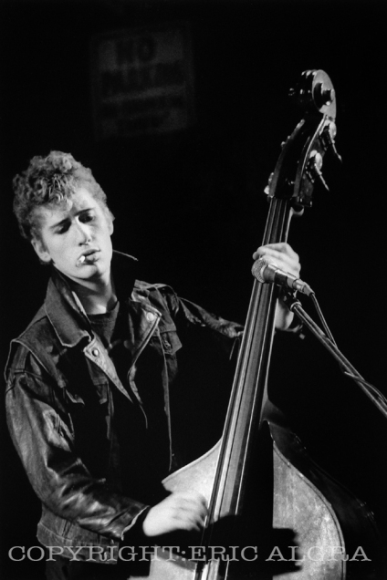 Lee Rocker-Stray Cats