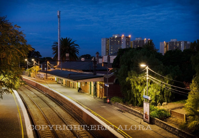 West Richmond Station