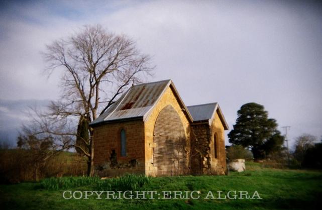 Half a Church